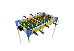 Ambassador 2-In-1 Table & Tabletop Foosball for Kids