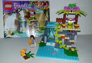 41033 Jungle Falls Rescue  Lego FRIENDS