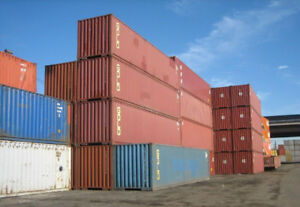 Shipping Containers for Sale!*