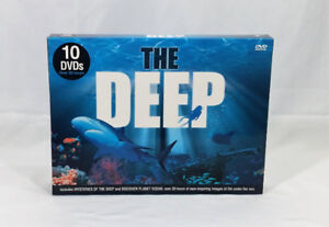 The Deep Ocean DVD Collection 10 DVDs Over 20 Hours, Two Set