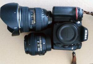 Nikon D7100 + Tokina 11-16mm + Nikon 50mm