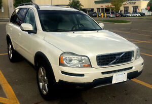 2010 Volvo XC90 wood trim SUV, Crossover