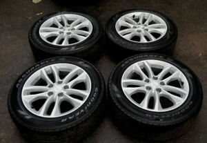"NEW! 17"" FACTORY OEM PKG - GOODYEAR on ALLOYS - IMPALA MALIBU"