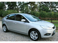 2009 (59) FORD FOCUS 1.6 STYLE 5DR MANUAL HATCHBACK FSH WARRANTIED LOW MILEAGE