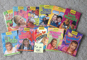 Lizzy McGuire books for sale