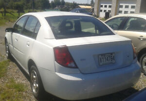 2006 Saturn ION complet Berline