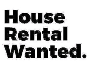 ☆Looking For Long Term House Rental☆