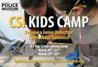 CSI Spring Break Kids Camp