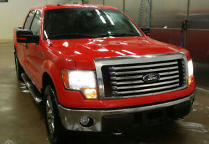 2011 ford f150 xlt 4x4 supercrew