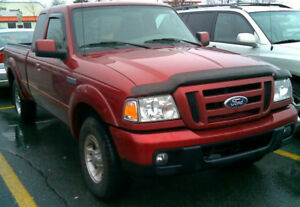 2006 Ford Ranger RWD 5-Speed