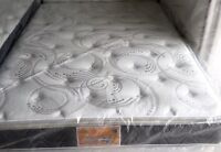 """NEW Double 54""""x74"""", Silver Thick Pillow Top Mattress Only $300!"""