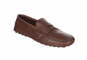 Italian made, Genuine leather Men's Loafers
