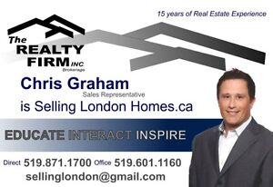 THINKING OF SELLING YOUR LONDON HOME OR CONDO?