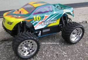 New RC Nitro Gas Truck 1/16 Scale 4WD 2.4G RTR