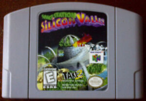 N64 - Space Station Silicon Valley