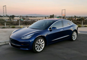 Reservation for Tesla Model 3