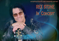 The Rex Stone Show, Country , RR, 50/60/70's, Elvis and more