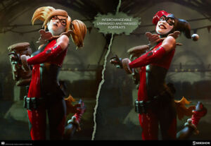 PREORDER NOW!! Harley Quinn Premium Format Statue by Sideshow