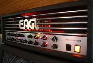 ENGL Savage 120 ---- Marshall Mesa 5150 ESP Orange Gibson----
