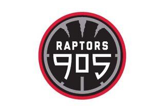 Raptors 905 Courtside tickets! (4) Sat Nov.17th