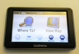 GPS Garmin 2360LM screen 4.3 les cartes 2017, free maps