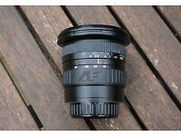 Sony Alpha fit 19-35mm Auto Focus lens