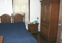 Roommate sublet 15 June to 15 Sept