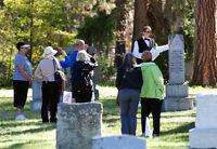 Pleasant Valley Cemetery Walking Tours