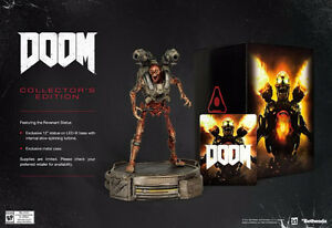 EDITION COLLECTION DOOM COLLECTOR'S EDITION PS4