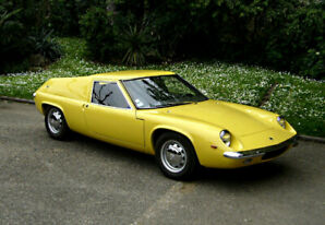 For Sale Exceptional Lotus Europa S1B 1968