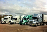 Start a New Career in Truck Driving - Class 1 or Class 3