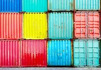 Economy Steel Shipping Containers for Storage
