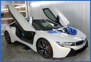 2016 BMW i8 hybride une seule taxe particulier