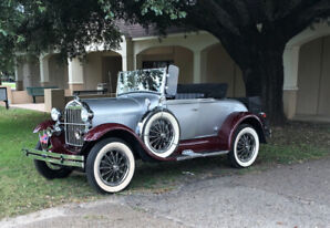 1980 Ford Model A 1929 SHAY Roadster