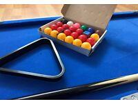 Mini Snooker Pool Table