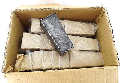 Metalltöpfe 1 Karton 50 Stück Grau Shabby 20 cm Hoch konisch Vase Wiederverk Top
