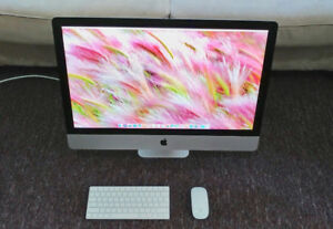 "Apple iMac 27"" * 5K Screen * 256SSD * 16GB Ram * Core i5"