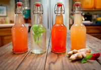 Learn how to craft your own Water Kefir Sodas