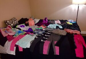 Bundle of girls clothes size 5-6  over 32 items $250