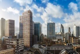 LUXURY ONE BEDROOM APARTMENT-Wiverton Tower,Aldgate Place, Aldgate E1 - WHITECHAPEL LIVERPOOL STREET