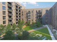 Docklands E16. **AVAIL NOW** Light, Luxurious & Sleek 2 Bed 2 Bath Furnished Flat with Balcony