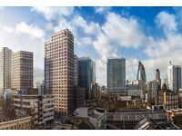 +Brand new luxury living in Aldgate Place, E1 - 2 bed, 2 bath w/ private winter garden & SW views