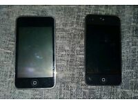 2 x IPOD TOUCH 4TH GEN