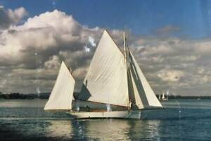 Classic 1861 Gaff Rigged Sailing Yawl | Sail Boats | Gumtree