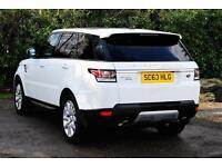 Land Rover Range Rover Sport SDV6 HSE (white) 2014-01-14
