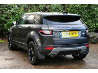 Land Rover Range Rover Evoque TD4 SE TECH (grey) 2016-11-30