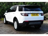 Land Rover Discovery Sport TD4 SE TECH (white) 2016-05-31