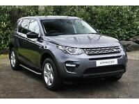 Land Rover Discovery Sport TD4 PURE SPECIAL EDITION (grey) 2017-01-31