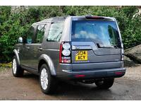 Land Rover Discovery SDV6 HSE (grey) 2014-06-05