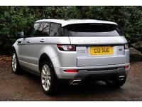 Land Rover Range Rover Evoque SD4 DYNAMIC (silver) 2014-01-27